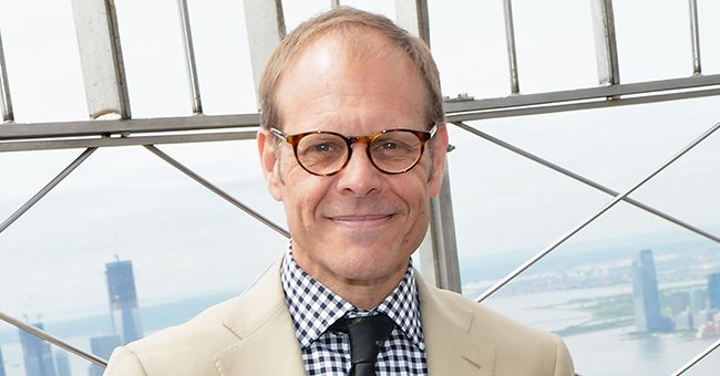 Alton Brown Shares Cute Throwback Photo of His Now 21-Year-Old Daughter
