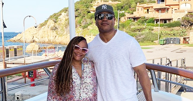 LL Cool J and Wife Simone Celebrate 24 Years of Marriage on a Yacht in Italy