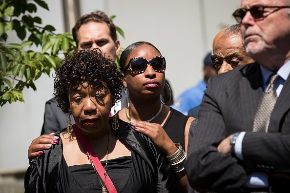 Gwen Carr, mother of Eric Garner | Photo: Getty Images