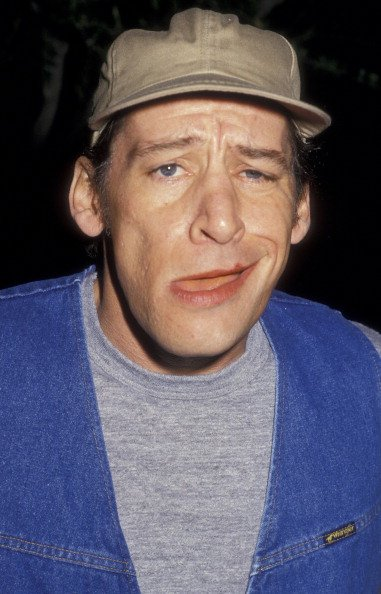 Jim Varney on February 10, 1987 at Bally's Hotel and Casino in Las Vegas, Nevada. | Photo: Getty Images