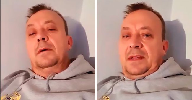 British Man Diagnosed with COVID-19 Shares His Symptoms and Feelings during Illness