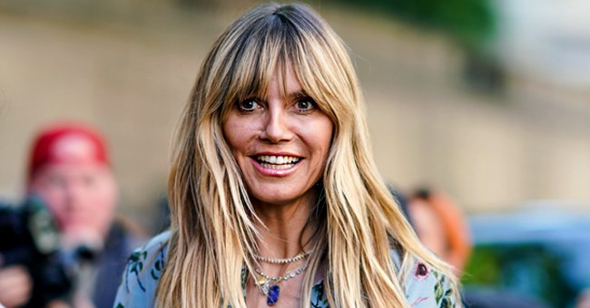 Check Out This Rare Photo of Heidi Klum's 16-Year-Old Daughter Leni as They Enjoyed a Drive