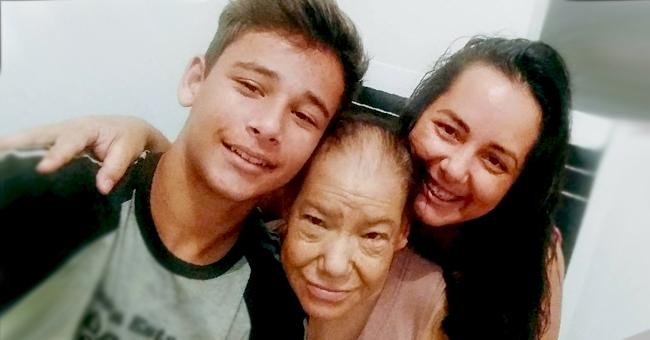 Enfermera adopta a una abuela de 59 años con cáncer tras ser abandonada por su familia