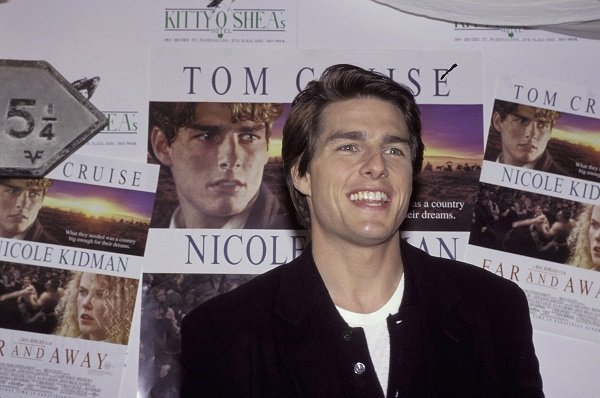 Tom Cruise on January 1, 1992 in Sydney, Australia | Source: Getty Images