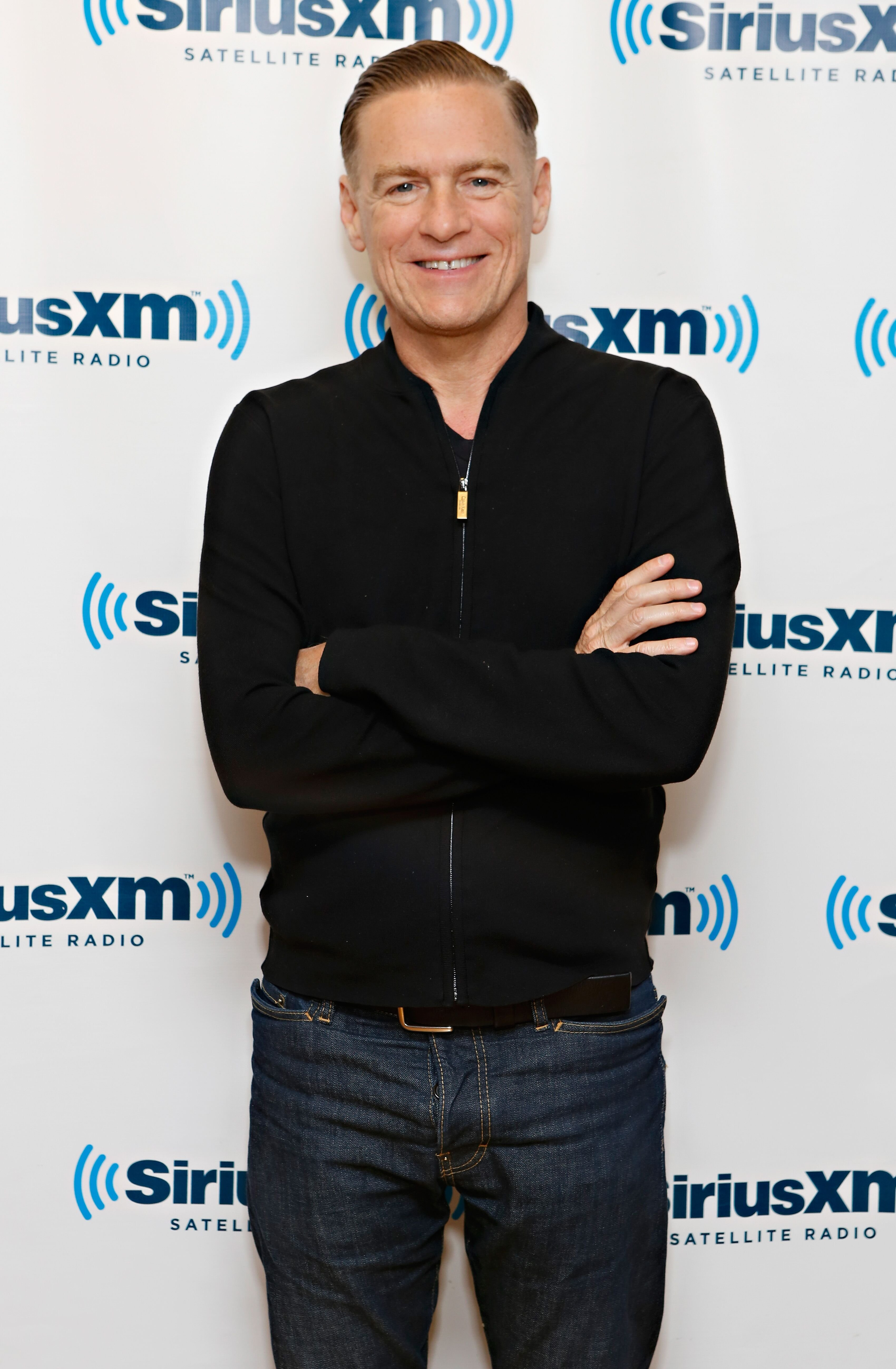 Bryan Adams visits the SiriusXM Studios on November 27, 2012, in New York City   Photo: Cindy Ord/Getty Images