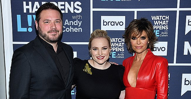 Meghan McCain Shares Rare Family Snap of Husband Ben Domenech and 9-Months-Old Daughter Liberty in Matching Patriotic Outfits