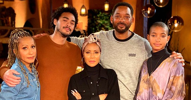 Will Smith and Jada Pinkett-Smith Have Family Meeting to Discuss COVID-19 on 'Red Table Talk'