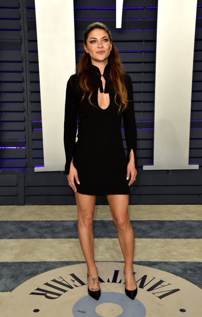 Jessica Szohr at the 2019 Vanity Fair Oscar Party at Wallis Annenberg Center for the Performing Arts on February 24, 2019 in Beverly Hills, California. | Photo: John Shearer/Getty Images