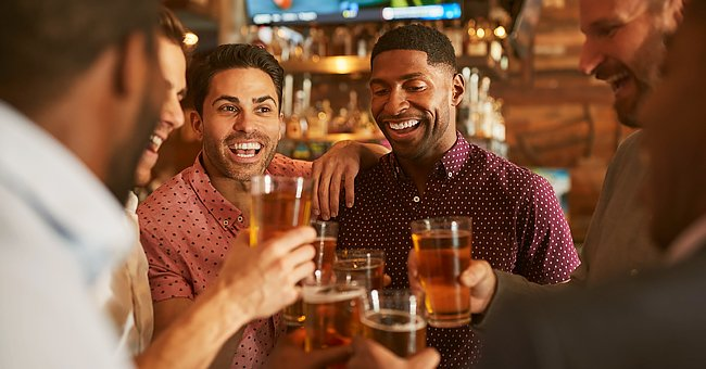 Daily Joke: 3 Gentlemen Went to a Pub Where They Met a Stranger