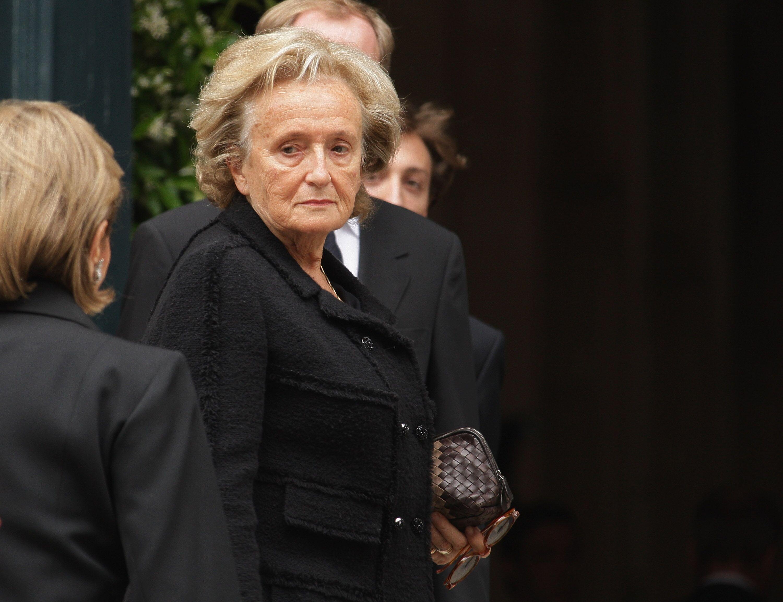 Bernadette Chirac, une femme forte | Photo : Getty Images