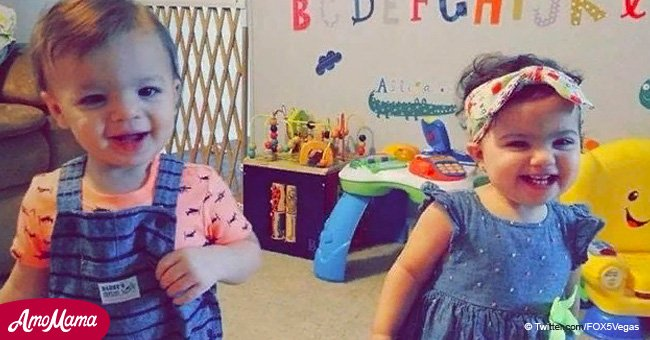 Devastated mom shares heartache after twin toddlers drown in babysitter's pool
