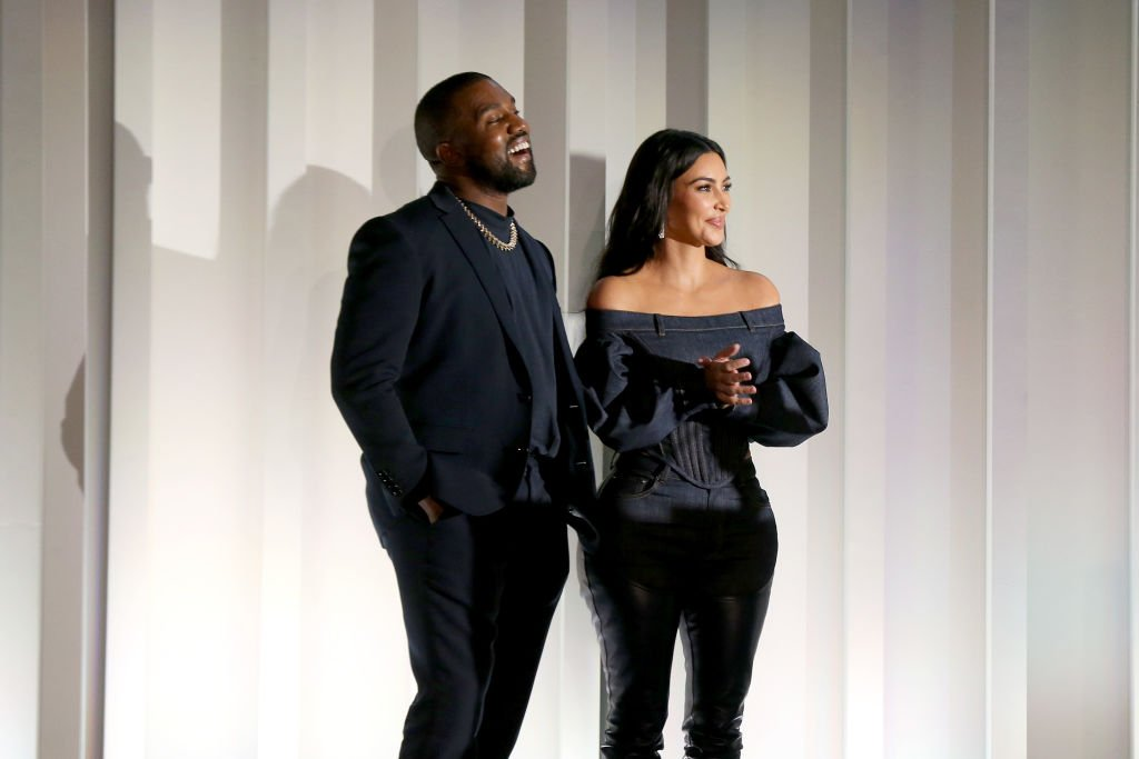 Kanye West and Kim Kardashian West are seen onstage during the WSJ. Magazine 2019 Innovator Awards sponsored by Harry Winston and Rémy Martin at MOMA | Photo: Getty Images