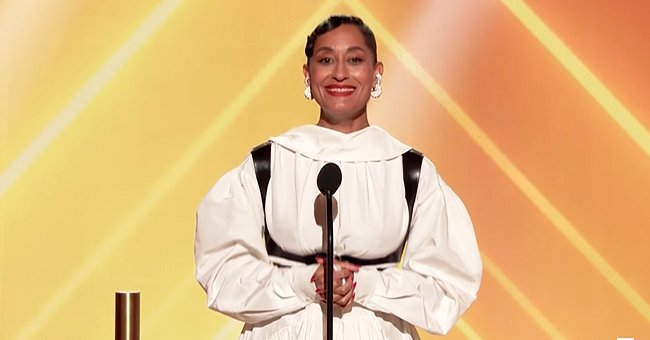 Tracee Ellis Ross Honors Mom Diana Ross in Her Speech While Accepting 'Fashion Icon Award'