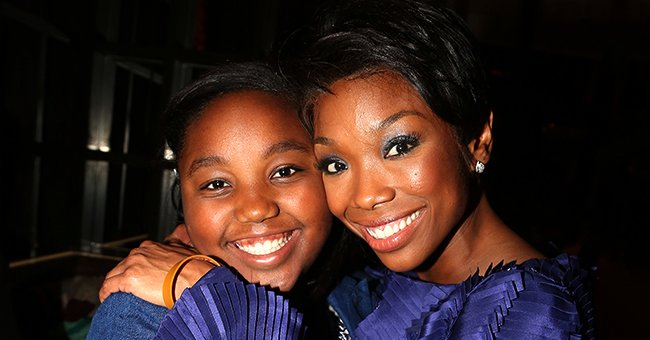 Brandy Is a Proud & Loving Mom as She Shares Photo of Beautiful 17-Year-Old Daughter Sy'rai