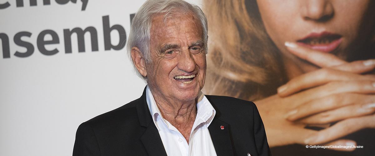 Jean-Paul Belmondo, âgé de 86 ans, père d'une grande famille : qui sont ses enfants et ses petits-enfants ?