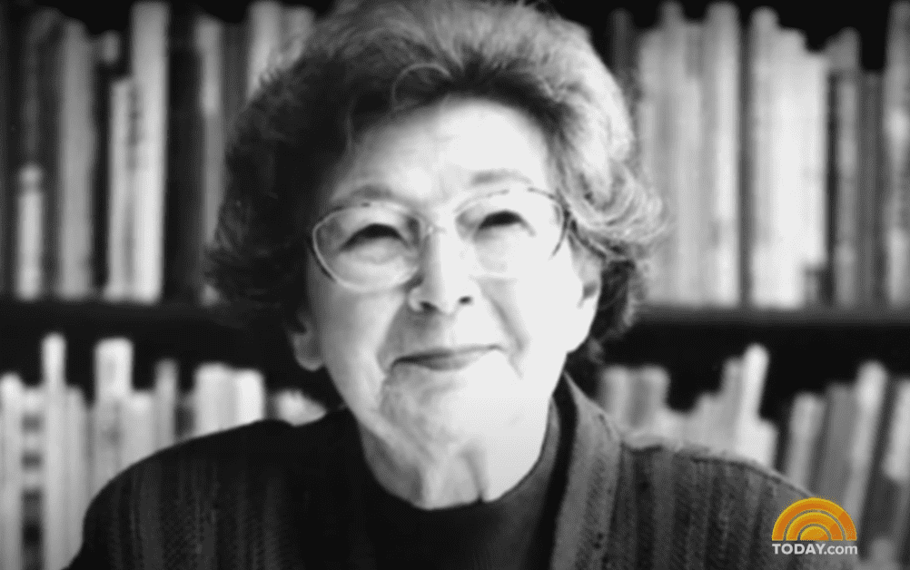 Interview with Beverly Cleary on turning 100 years old. | YouTube.com/Today