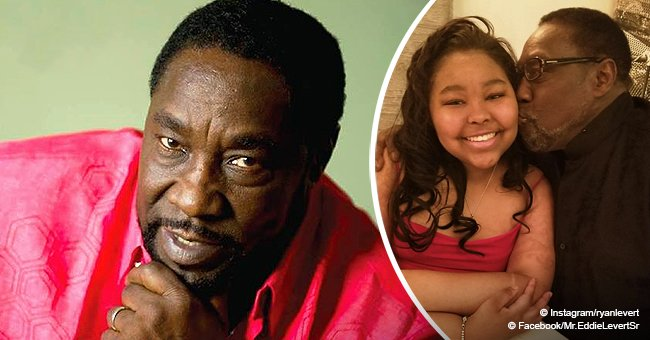 Remember 'The O'Jays' Eddie Levert? His 17-Year-Old Daughter Is All Grown up in Her Instagram Pics