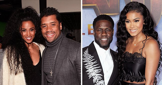 Ciara, Eniko Hart, Usain Bolt, and Usher Shared Sweet Moments with Their Newborn Kids