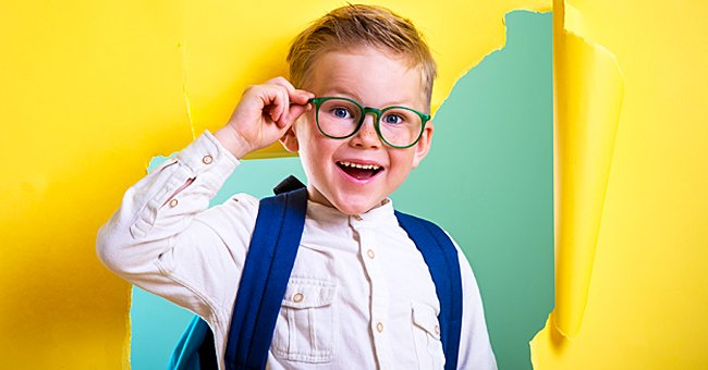 Daily Joke: A First-Grader Says He Is Smart Enough to Study in the Third Grade