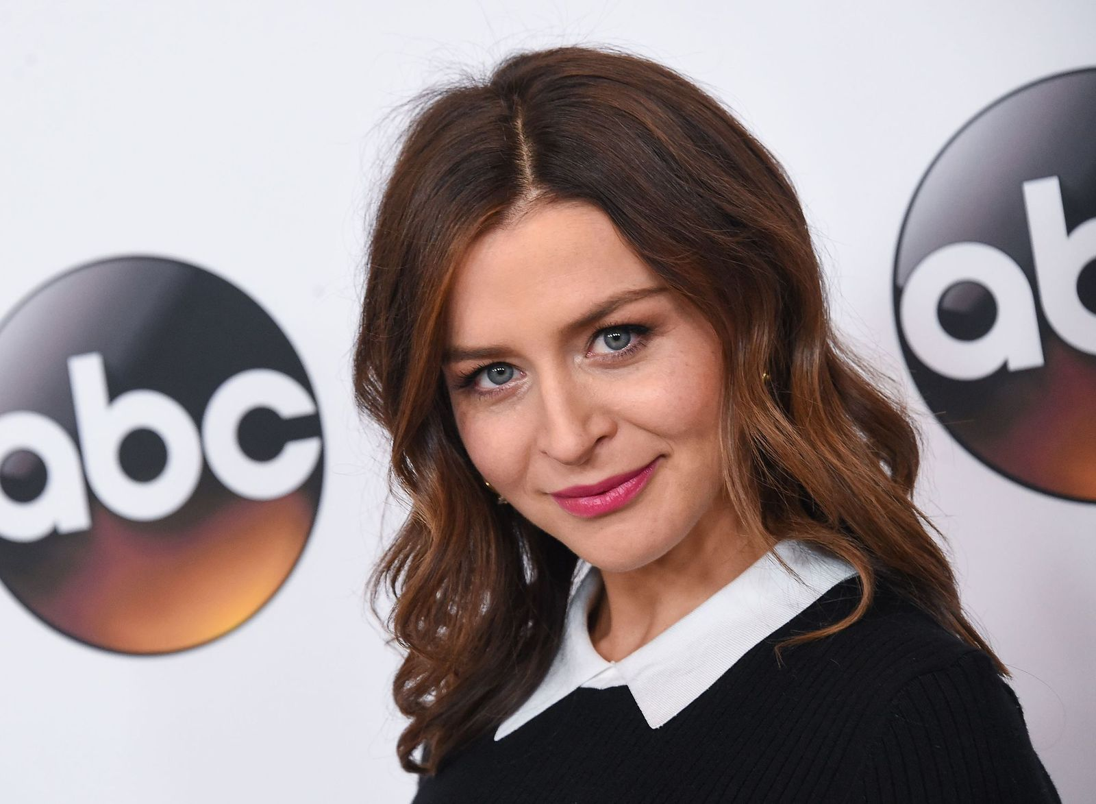 L'actrice Caterina Scorsone | Photo : Getty Images