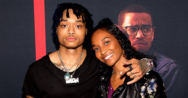 Why Chilli of TLC's Son Tron Thinks Finishing College Was the Hardest Thing He Had to Go Through