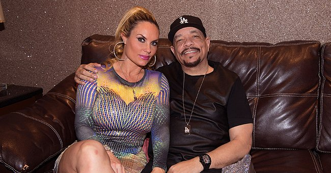Ice-T & Coco Austin Share Photos of Daughter Chanel Chilling in Mom's Shoe Closet