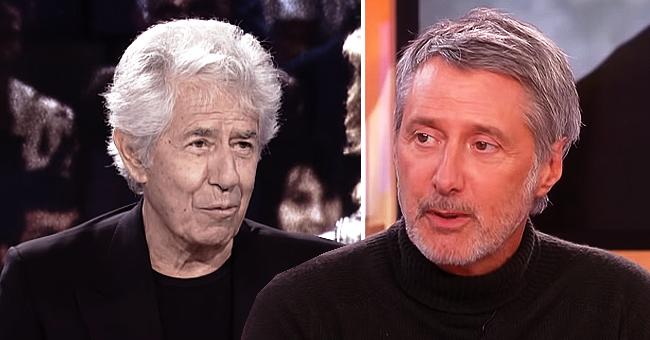 Un an après sa mort, Philippe Gildas manque à Antoine De Caunes