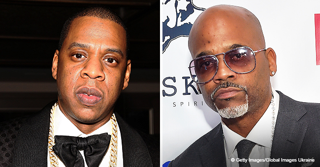 Dame Dash Reportedly Went after Aaliyah While She Was Allegedly Dating Jay-Z