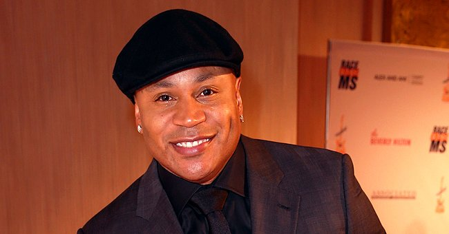 See LL Cool J's Wife Simone's Stylish New Look Featuring Long Braids and Oversized Earrings