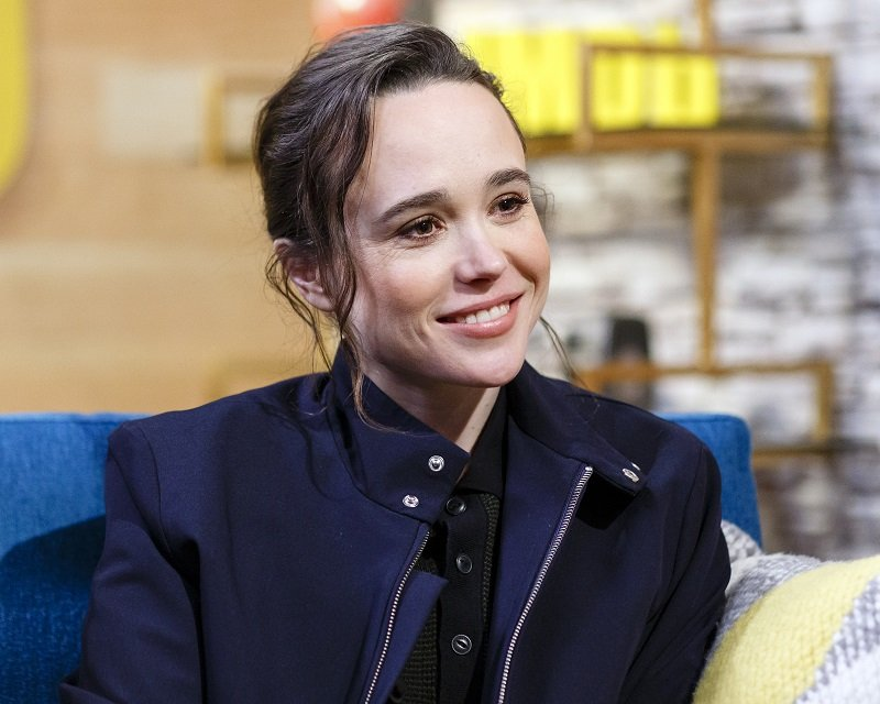 Ellen Page on February 20, 2018 in Studio City, California | Photo: Getty Images