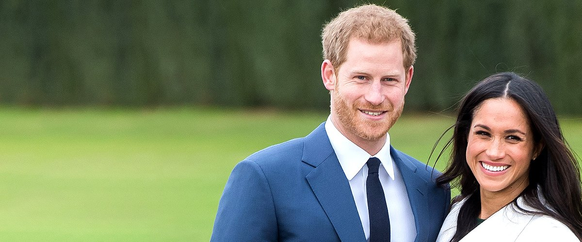Meghan Markle & Prince Harry Welcome 2nd Baby - Her Name Honors the Queen & Princess Diana