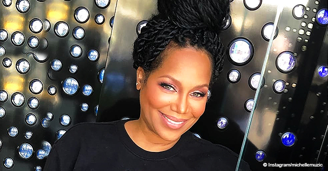 Remember Singer Michel'le? She Has a Son with Dr. Dre and a Daughter with Suge Knight