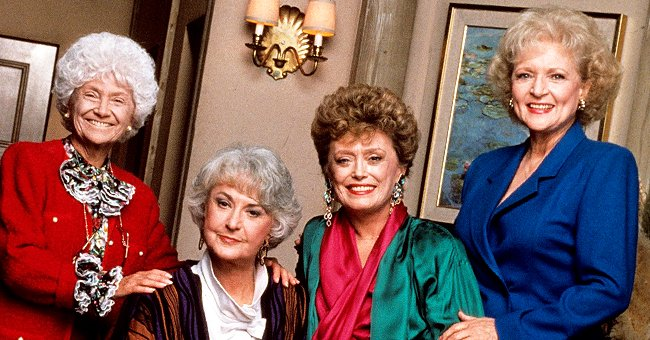Glimpse inside 'The Golden Girls' Actresses Relationship behind-the-Screen