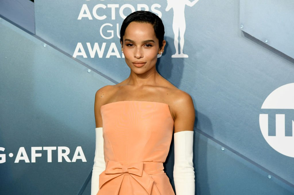 Zoë Kravitz on January 19, 2020 in Los Angeles, California   Photo: Getty Images