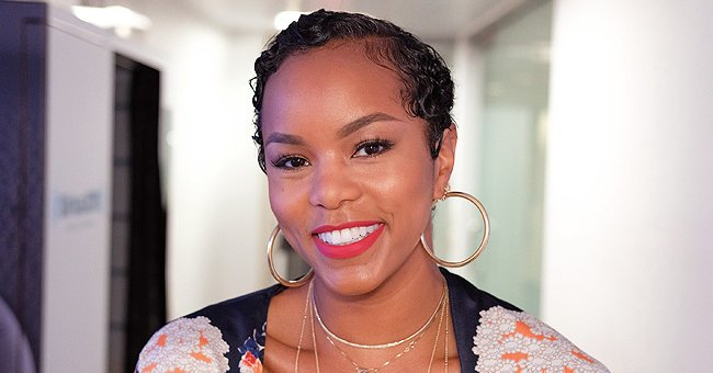See the Look on LeToya Luckett's Face While Hugging Curly-Haired Son Tysun in Heart-Melting Pic