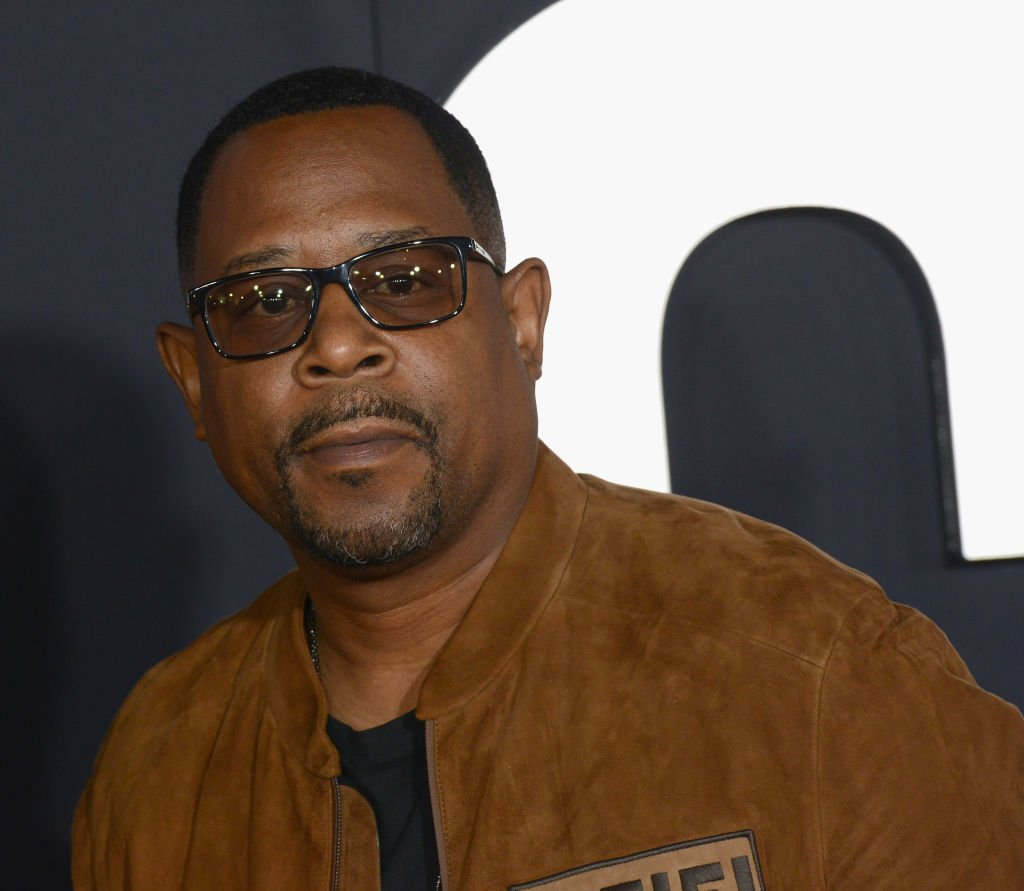 "Martin Lawrence arrives for Paramount Pictures' Premiere Of ""Gemini Man"" held at TCL Chinese Theatre 
