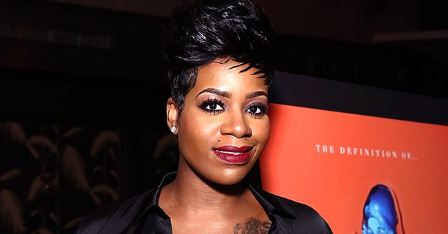 Check Out Fantasia Barrino as She Slays in a Suit Jacket with Denim Shorts & Knee-High Boots