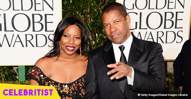 Denzel Washington opens up about his daughter's career in Hollywood