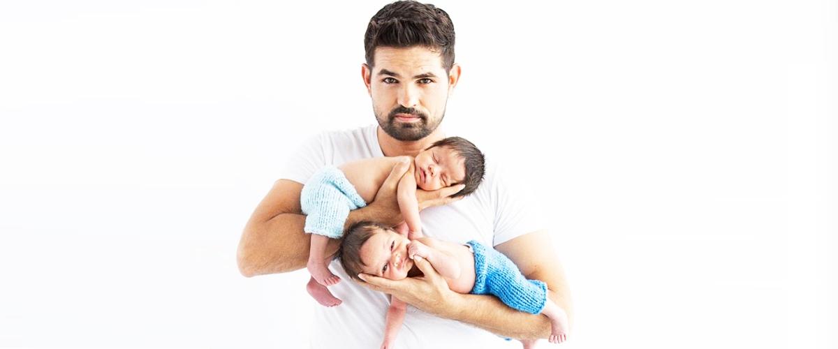 Dante, el bebé de Ferdinando Valencia y Brenda Kellerman, sale finalmente del hospital