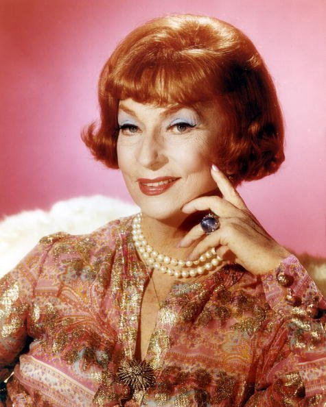 Agnes Moorehead (1900 - 1974) as Endora in TV series 'Bewitched', circa 1965 | Photo: Getty Images