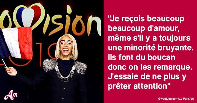 Eurovision : le représentant français Bilal Hassani est victime d'insultes homophobes et racistes
