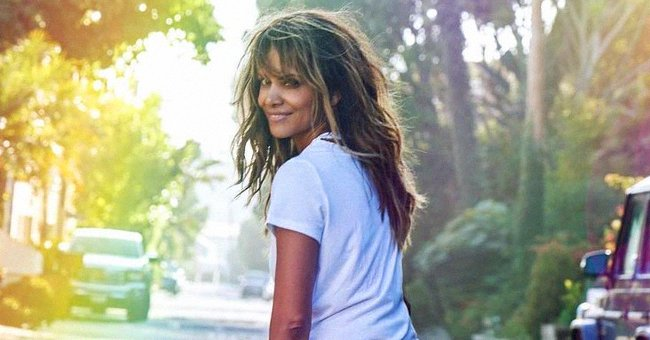 Halle Berry Proves Age Is Just a Number as She Exposes Her Toned Abs after a Boxing Workout