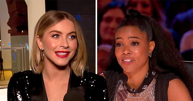 Julianne Hough Admitted She Hadn't Spoken to Gabrielle Union Amid AGT Exit Drama