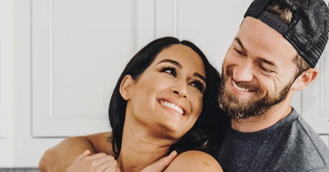Nikki Bella Reveals How Her Competitive Side Kicked in after Giving Birth a Day before Twin Sister Bella