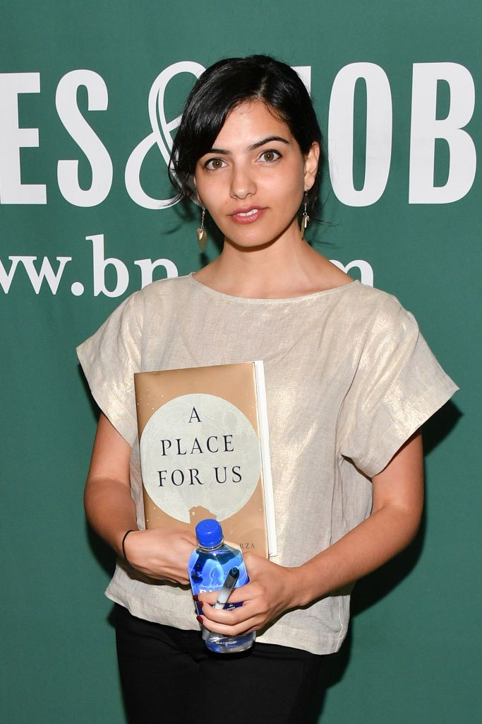 Fatima Farheen Mirza at Barnes & Noble Union Square in 2018 in New York City | Source: Getty Images