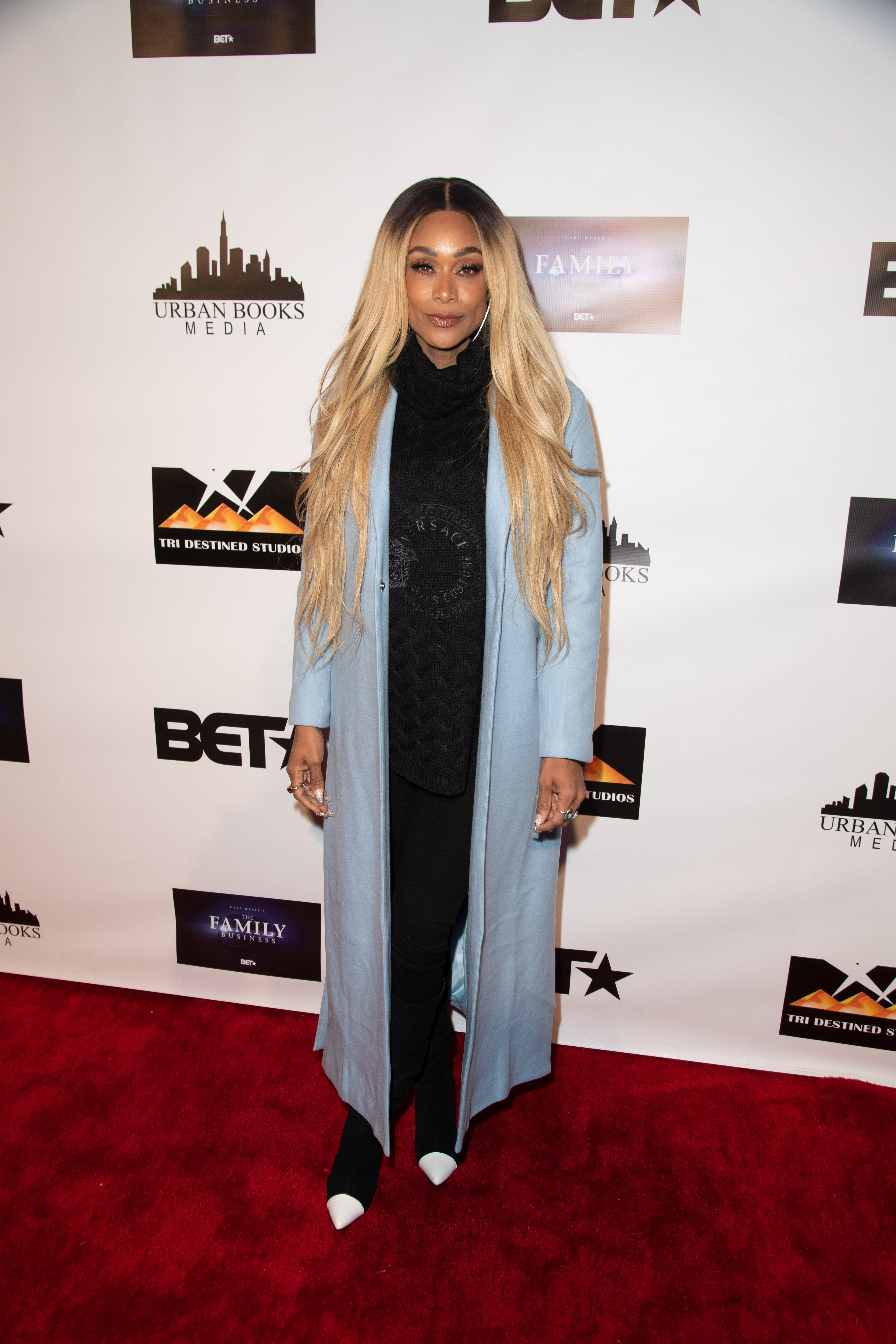 Tami Roman attends a BET event | Source: Getty Images/GlobalImagesUkraine
