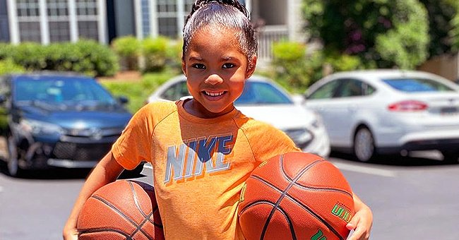 Sosa Taeko Cruz Is a 6-Year-Old with Impressive Basketball Skills – Meet Her