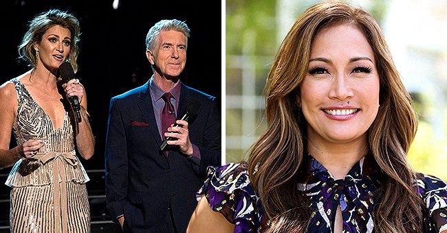 DWTS Star Carrie Ann Inaba Speaks Out on Tom Bergeron and Erin Andrews' Exit from the Show