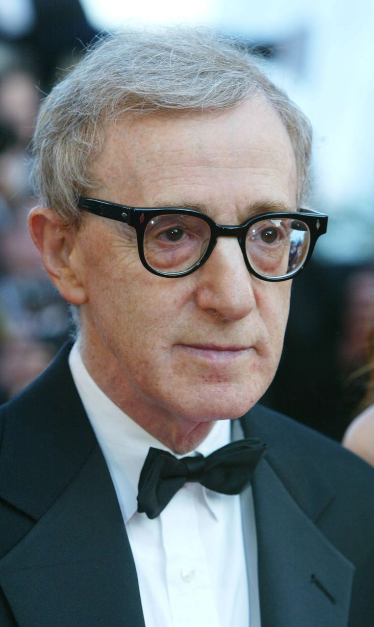 Woody Allen during the opening ceremony of the 55th International Film Festival May 15, 2002 in Cannes, France. | Source: Getty Images