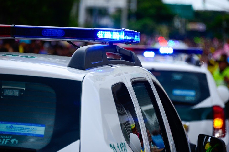Voiture de policier | Photo : Pixabay